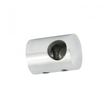 Uchwyt końcowy prawy dla pręta Ø 12 / profil mm szlifowany