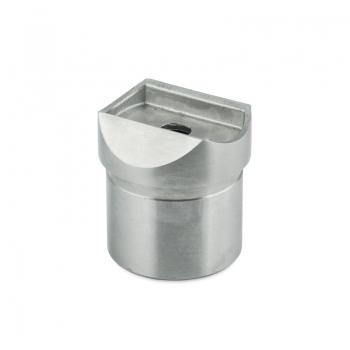 Adapter słupka Ø 48,3 mm z Ø 48,3 mm