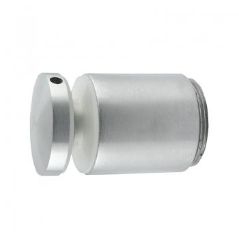 Uchwyt punktowy do szkła ø50mm dystans 50mm z regulacją