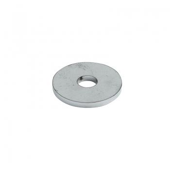 Zaślepka do wspawania 33,7x4  z otworem 8 mm, surowa