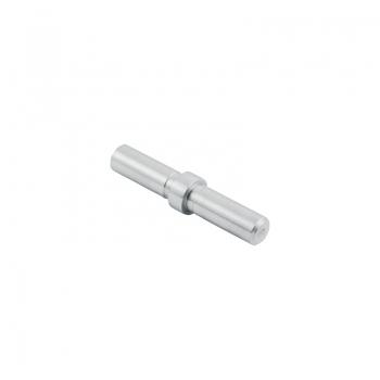 Łącznik na rurę Ø 16 mm - szlifowany