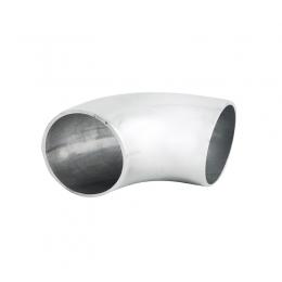 Kolanko do spawania dla rury Ø 42.4 mm polerowane