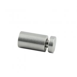 Uchwyt punktowy do szyby ø 15mm dystans 25mm do powierzchni płaskiej