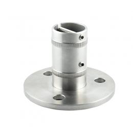Stopa montażowa spawana dla rury 42,4 mm - szlifowana