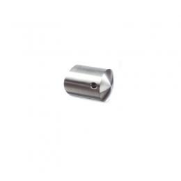 Uchwyt przelotowy linki 6mm do rury 42,4mm