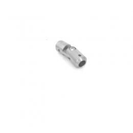 Uchwyt czołowy przegubowy dla rurki Ø12mm /Ø42,4