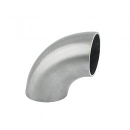 Kolanko do spawania dla rury Ø 25 mm surowe