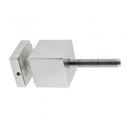 Uchwyt punktowy 30x30 z dystansem 10mm