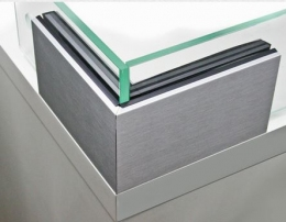 Kątownik aluminiowy zewnętrzny