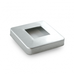 Rozeta kwadratowa 60x 60 mm - szlifowana