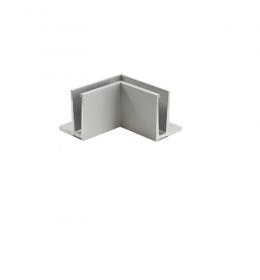 Kątownik aluminiowy wewnętrzny do profila SBS10, ANODOWANY